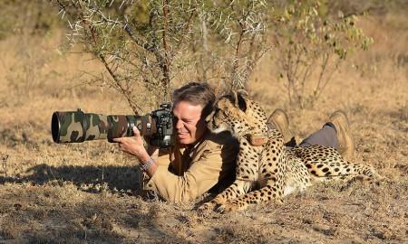 Belgesel Fotoğrafçılar ve Meraklı Hayvanlar
