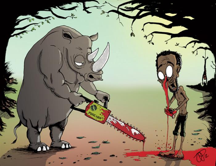 İnsanlar ve Hayvanlar Yer Değiştirirse...